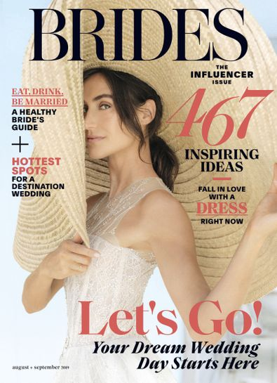 Brides digital cover