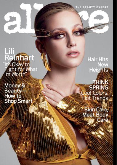 Allure digital cover