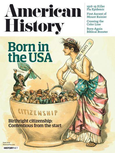 American History digital cover