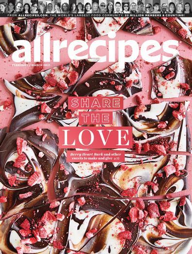 Allrecipes digital cover