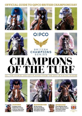 Champions Of The Turf digital cover