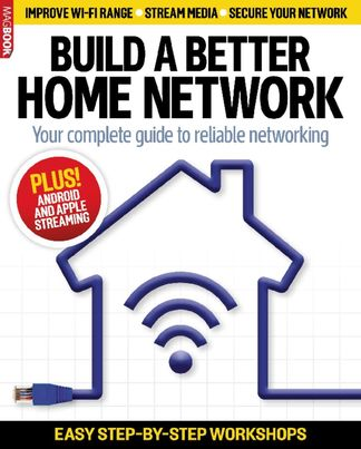 Build a Better Home Network digital cover