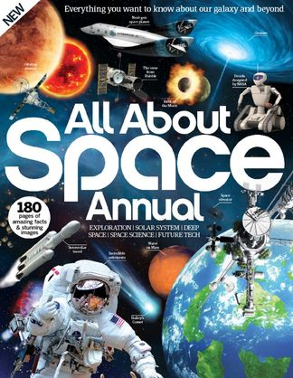 All About Space Annual digital cover