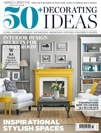 50+ Decorating Ideas digital cover