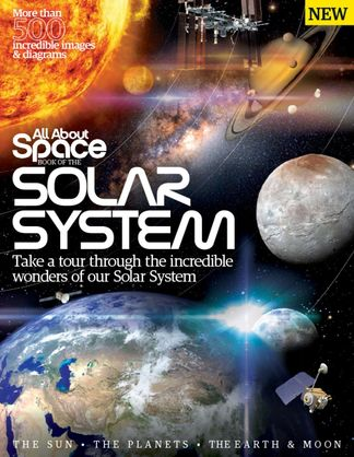 All About Space Book of the Solar System digital cover