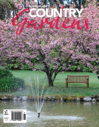 Australian Country Gardens digital cover