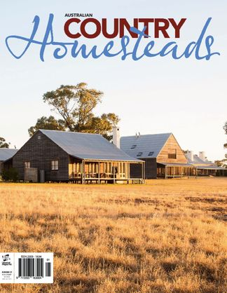 Australian Country Homesteads digital cover