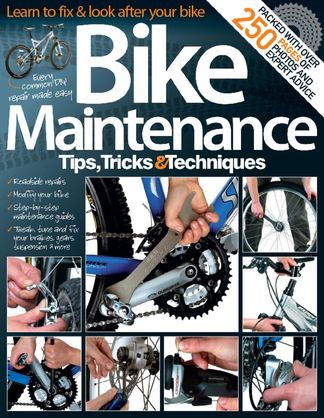 Bike Maintenance Tips, Tricks & Techniques digital cover