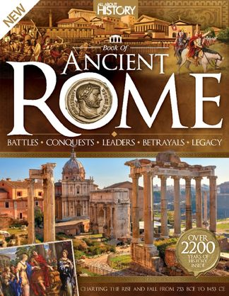 All About History: Book of Ancient Rome digital cover