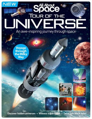 All About Space Tour of the Universe digital cover