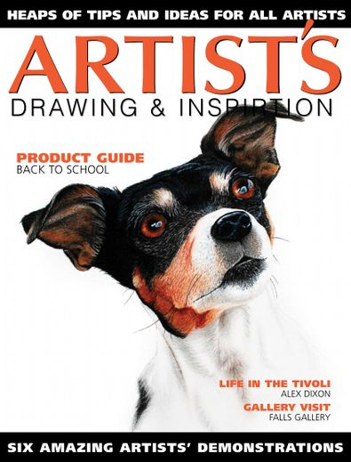 Artists Drawing and Inspiration digital cover