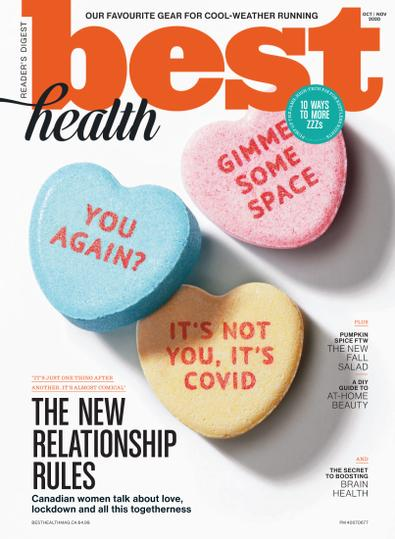 Best Health digital cover