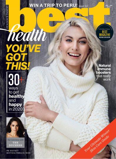 Best Health digital cover
