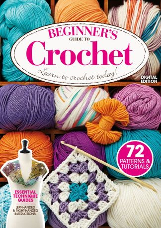 Beginners Guide to Crochet digital cover
