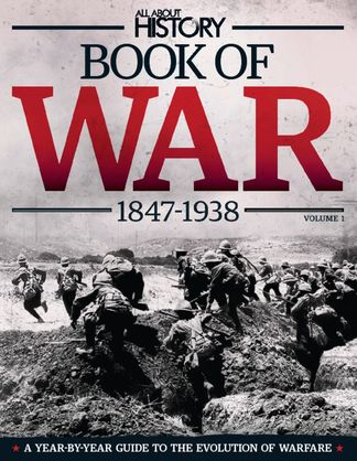All About History Book of War Volume 1 digital cover