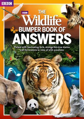 BBC Wildlife Bumper Book of Answers digital cover
