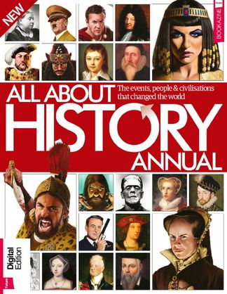 All About History Annual digital cover