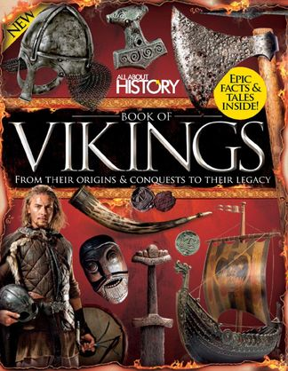 All About History Book of Vikings digital cover