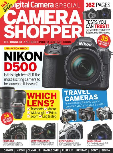 Camera Shopper digital cover