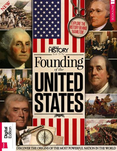 All About History Book of the Founding of the Unit digital cover