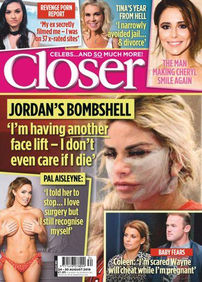 Closer digital cover