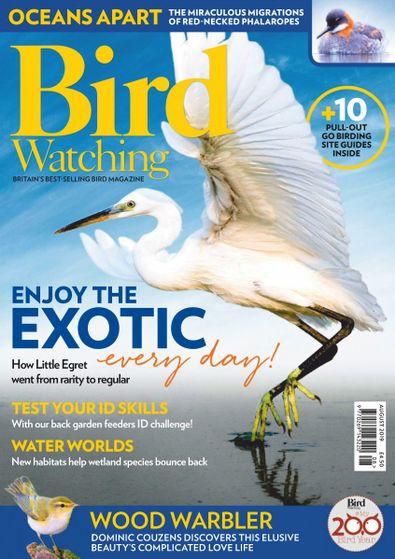 Bird Watching digital cover