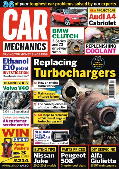 Car Mechanics digital cover