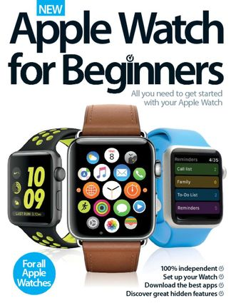 Apple Watch For Beginners digital cover