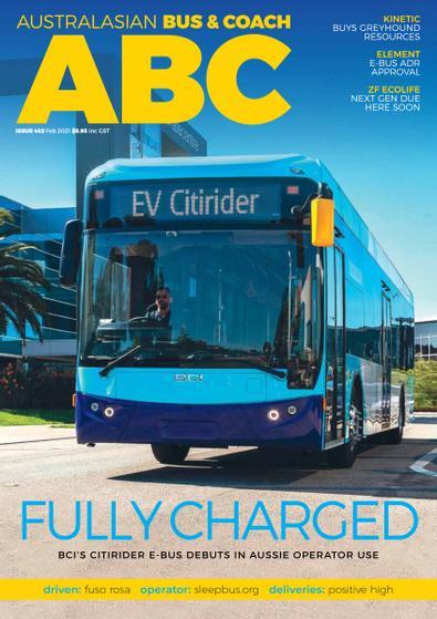 Australasian Bus & Coach digital cover