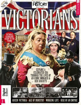 All About History Book Of The Victorians digital cover