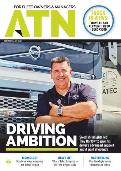 Australasian Transport News (ATN) digital cover