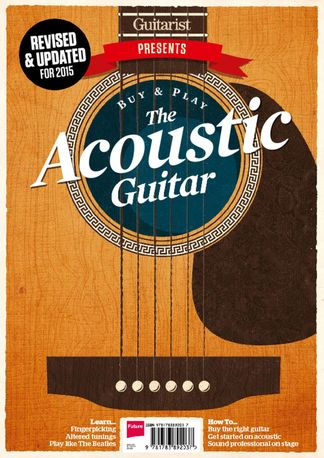 Buy And Play The Acoustic Guitar digital cover