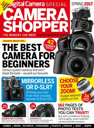 Camera Shopper Special digital cover