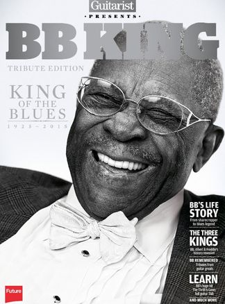 BB King Tribute Edition digital cover