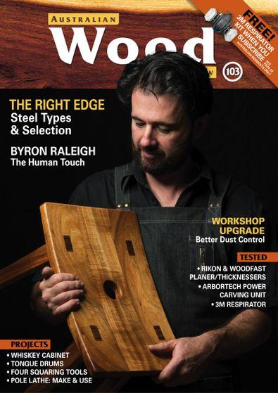 Australian Wood Review digital cover