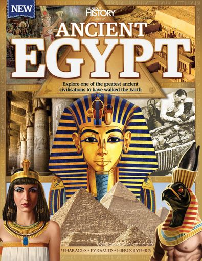 All About History Book Of Ancient Egypt digital cover
