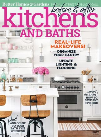 Before & After Kitchens and Baths digital cover
