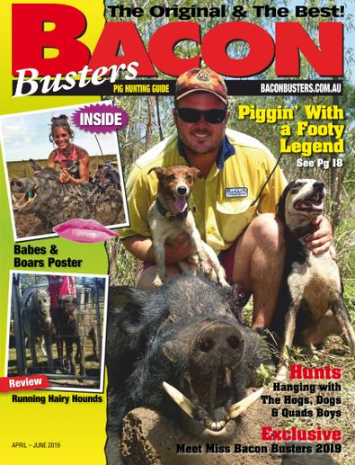 Bacon Busters digital cover