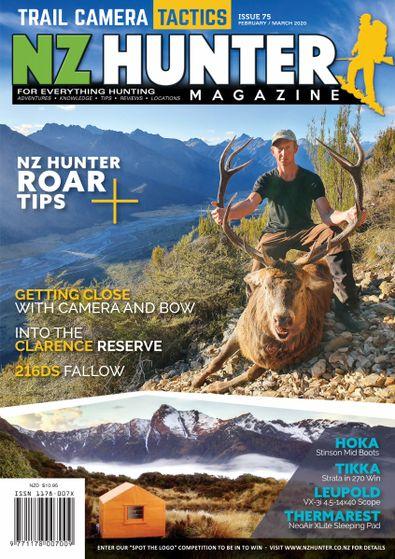 NZ Hunter digital cover