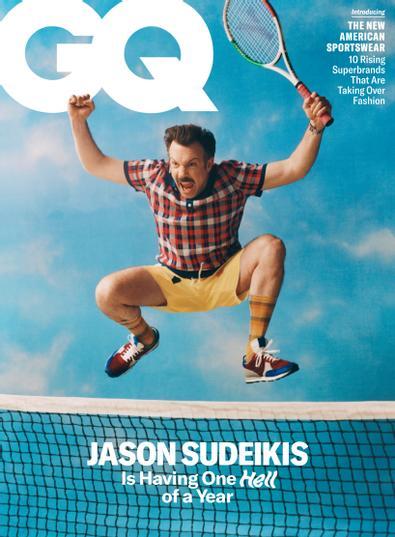 GQ digital cover