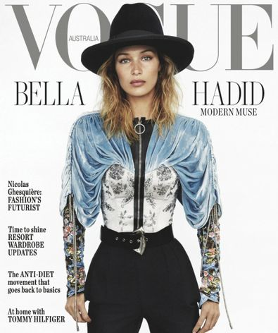 Vogue Australia digital cover