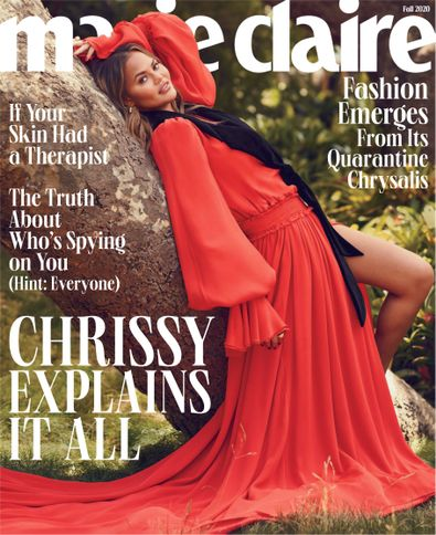Marie Claire digital cover