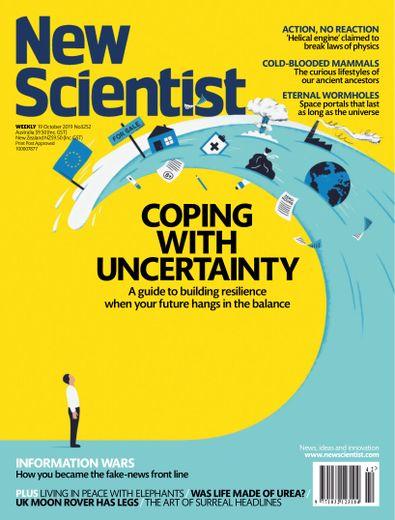 New Scientist Australian Edition digital cover