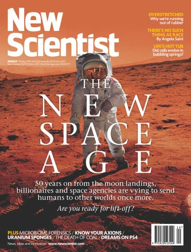 New Scientist Australian Edition digital cover