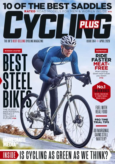 Cycling Plus digital cover