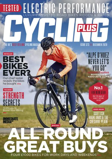 Cycling Plus digital cover