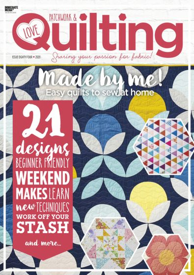 Love Patchwork & Quilting digital cover