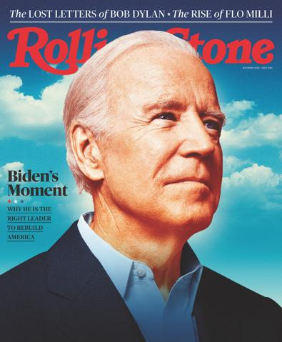 Rolling Stone digital cover