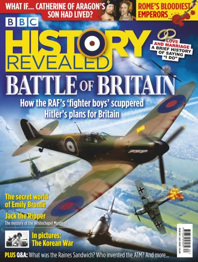 History Revealed digital cover