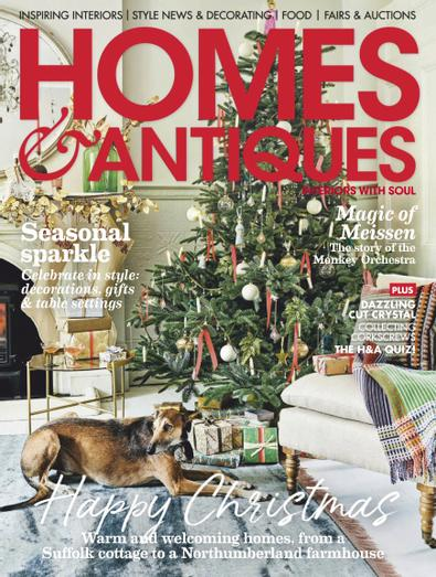 Homes & Antiques digital cover